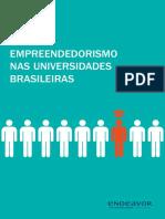 Empreender Nas Universidades Brasileiras - 2011