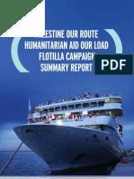 IHH Flotilla Campaign Summary Report