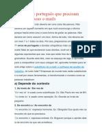 71 Erros de Português Que Precisam Sumir Dos Seus e