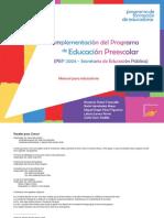 Implementacion de PEP 2004 Para Educadores