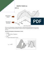 Apuntes de Diseño Vertical de Vías