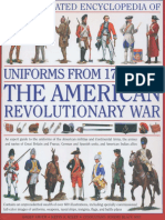 An Illustrated Encyclopedia of Uniforms from 1775-83 - The American Revolutionary War