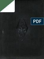 Skyrim Collectors Edition Artbook.pdf