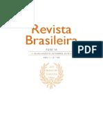 Revista Brasileira, ano 96, 3º trimestre de 2018
