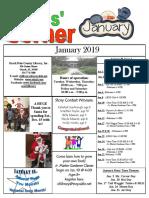 1. January 2019 Kids Corner