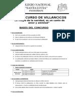 III Concurso de Villancicos