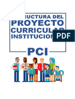 Estructura Del Pci 2019