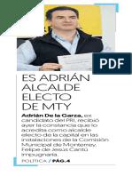 28-12-18 ES ADRIÁN ALCALDE ELECTO DE MTY
