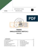 Fibaro Manual FGS 2x3 en T v1.0_Optimize