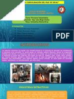 Industrias Extractivas I