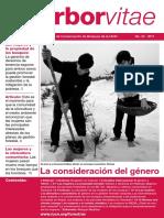 Boletín Sobre Género a Nivel Mundial en Silvicultura
