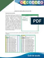 281 Importacion Cuentas Polizas Excel a Cf