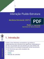 interação fluido estrutura