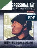 037 - Benito Mussolini