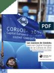 Defensa de Córdoba para la Capitalidad 2016