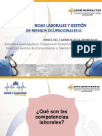 Ninfa Vega Competencia Laboral