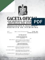 Gaceta Oficial 006 2015