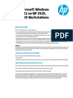 Document | Microsoft Windows | Operating System