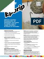 Eporip Español- MAPEI