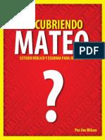 Descubriendo Mateo