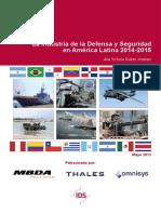 Ana Victoria Juarez - Industria de Defensa y Seguridad 2014-2015