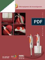 Pipeta Variable 2 - 20 Pro