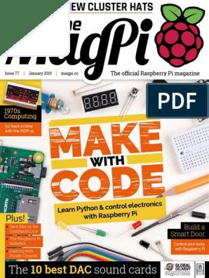 MagPi77   Raspberry Pi   Photovoltaics