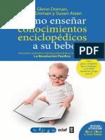 Cómo Enseñar Conocimientos Enciclopédicos a Su Bebé