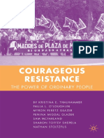 Courageous Resistance the Power of Ordinary People