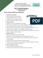 TD N 3 Calcul des structures.pdf