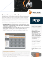 Astaro Command Center Datasheet En