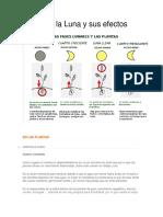 Fases de La Luna y Sus Efectos2