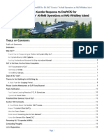 JAK Response to Draft EA-18G EIS