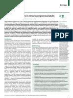 Insuf respir aguda em imunocomprometidos revisão Lancet Respir Med 2018