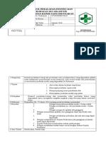 8.6.1 SOP Kontrol Peralatan Testing Perawatan Secara Rutin Fix