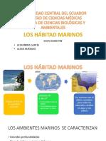 Expo Micro Ambientes Marinos