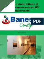 Juan Carlos Escotet - Banesco Rinde Tributo Al Hotel Tamanaco en Su 65° Aniversario