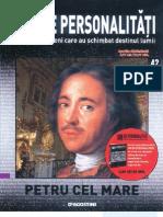 042 - Petru Cel Mare