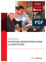 Diplomado Estrategias Metodológicas Para La Capacitación