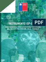 INSTRUMENTO ISP-GRPS