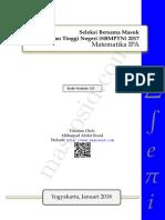 Sbmptn 2017 Matematika Ipa Kode 121