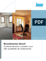 Revestimento Knauf 2017 Baixa