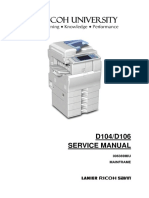 SERVICE MANUAL RICOH MPC2051_MPC255 MS_v01