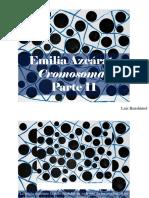 Luis Benshimol - Emilia Azcárate, Cromosomas, Parte II
