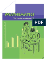 NCERT Class 7 Mathematics