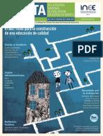 Gaceta de la Política Nacional de Evaluación Educativa en México No. 9_español