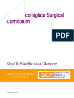 Curriculum for Oral and Maxillo-facial Surgery 2013 - General ( PDFDrive.com )