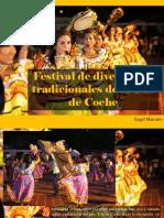 Ángel Marcano - Festival de Diversiones Tradicionales de La Isla deCoche