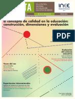 Gaceta de la Política Nacional de Evaluación Educativa en México No. 10_portugués