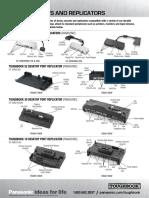 Panasonic Docking